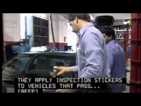 Become a Motor Vehicle Inspector