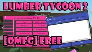 Lumber Tycoon 2 GUI | FREE SCRIPT | DOWNLOAD | TP | DUPE | CAVE