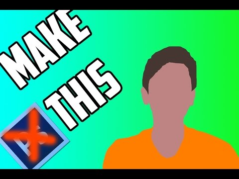 How to make a cartoon Profile Picture for free!!!! (No photoshop) 2017 End