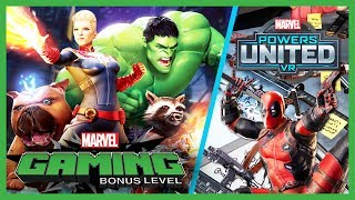 MARVEL Powers United VR SDCC Exclusive Demo