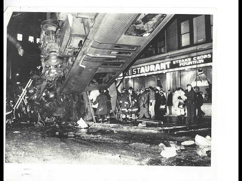 C.F.D. Lake & Wabash CTA EL Crash 40th Anniversary 1977