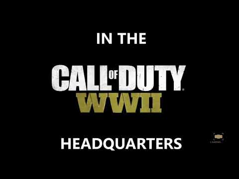 CoD WWII: FREE XP For New Players! All 3 Hidden HQ Balls, & 'Fall (up to) 38 Feet' Challenge.