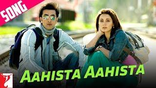 Aahista Aahista Song | Bachna Ae Haseeno | Ranbir Kapoor | Minissha Lamba | Lucky | Shreya