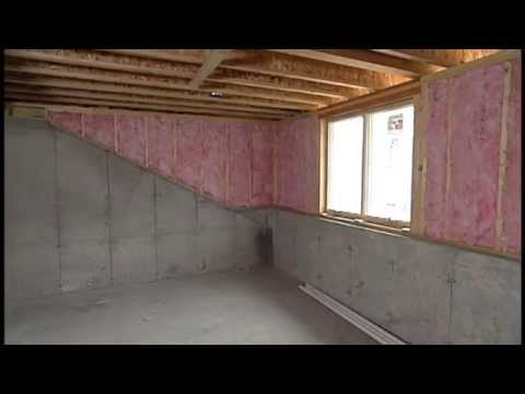 How to Prevent Moisture Damage in a Basement Wall