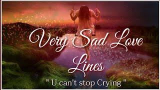 sad lines of love Videos - 9tube tv