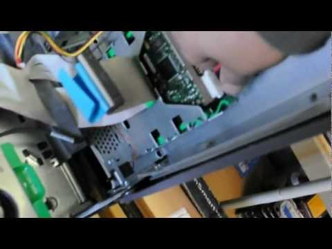 Dell Optiplex how to remove hard drive