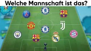 Welche Mannschaft ist das?! (EM 2021 Edition)