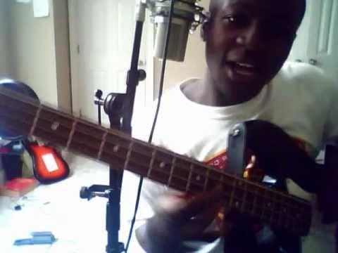 Solid Rock By Uche Agu Bass Guitar Tutorial  (David Oke AGS)