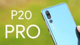 Huawei P20 PRO tras DOS SEMANAS de USO