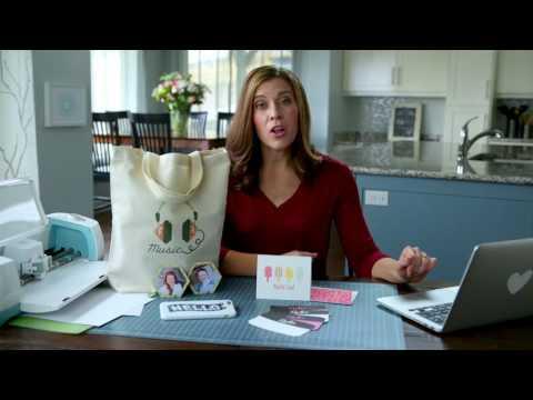 How to Cricut Episode 7: Fridge magnets
