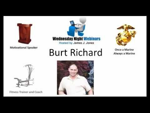 Rank On The First Page Of Google: Wednesday Night Webinar | Quick Content Creation | Burt Richard