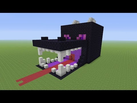 Minecraft Tutorial: How To Make A ENDER DRAGON Survival House (ASH#24)