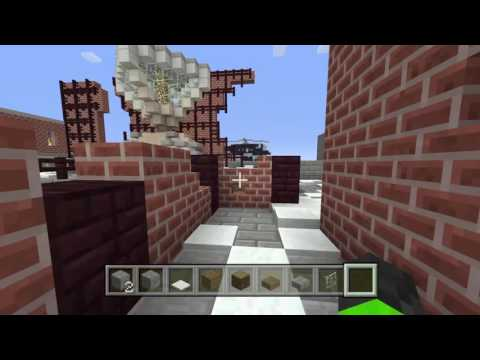 Minecraft PS4 - Call of Duty Zombies Maps!