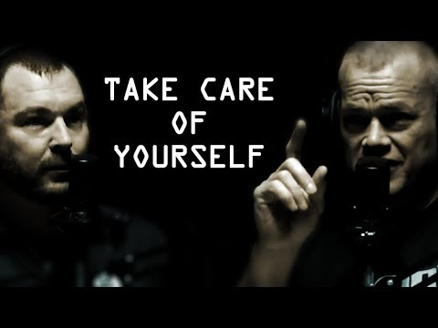 Importance of Taking Care of Yourself - Jocko Willink and Jody Mitic