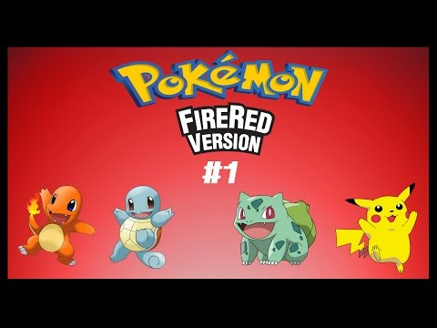 My Boy: Fire Red Cheats Starter Pokemon!