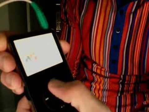 iPod Video Black 60GB