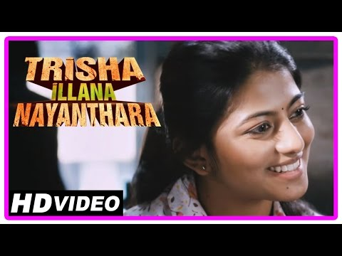 Trisha Illana <b>Nayanthara Tamil</b> Movie | Scenes | VTV Ganesh advices GV Praksh <b>...</b> - hqdefault