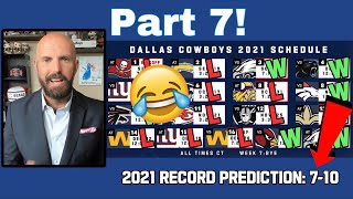4 Minutes And 6 Seconds Of Adam Rank's Dumbest 2021-2022 NFL Season Predictions...