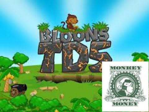Tutorial: How to get free monkey money in Baloons Tower Defence 5