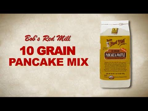 10 Grain Pancake & Waffle Mix   Bob's Red Mill
