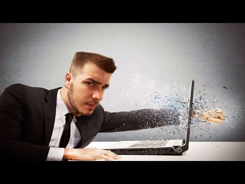 Whack Your Computer - I WHACKED IT