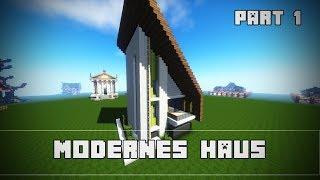 MagicDoor Videos - Minecraft modernes haus bauen part 1