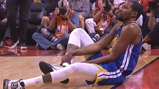 Durant Returns, Re-Injures Calf! Warriors Survive Game 5! 2019 NBA Finals