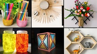 11 EASY HOME DECOR IDEAS | DIY ROOM DECOR | CRAFT IDEAS