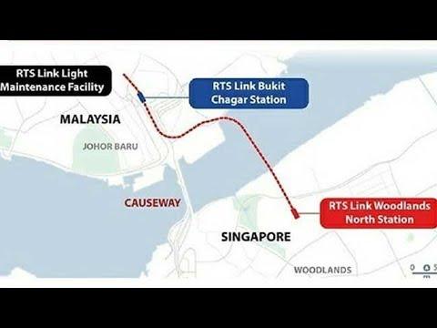 JB-S'pore Rapid Transit System rail link still on