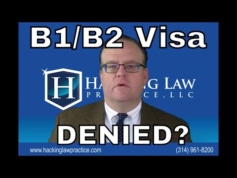 What if my B1/B2 visa gets denied?