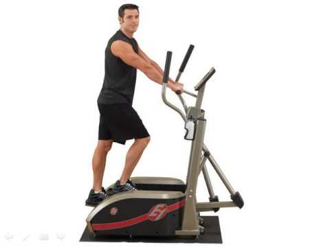 Best Elliptical for Home Use - Best Fitness E1 Elliptical Trainer Review