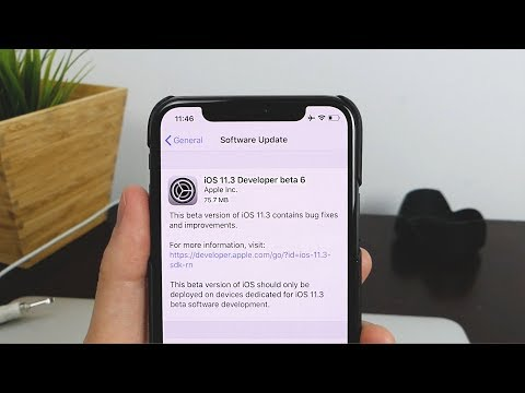 iOS 11.3 Beta 6 - What's New in This Update?