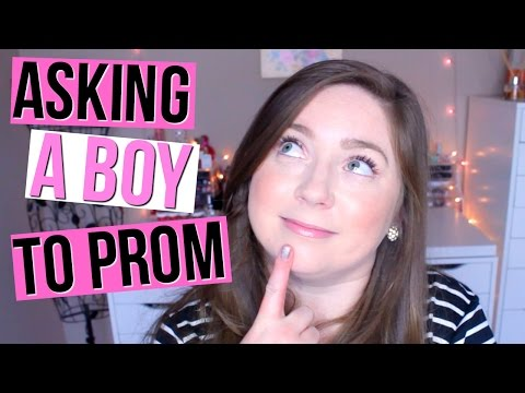Can I Ask A Boy To Prom?