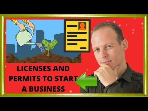 How to find out what licenses and permits are needed to open a business