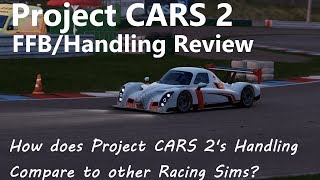 Project Cars 2 FFB issues and logitech g920 issues its a sad