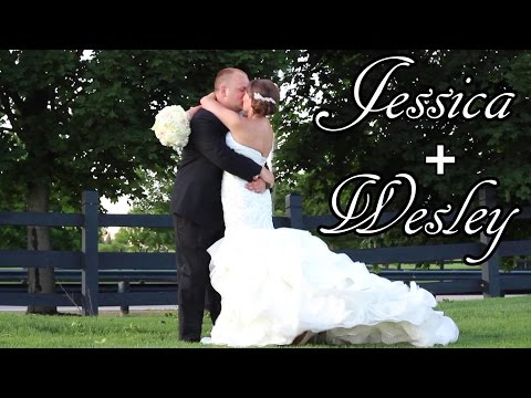 Columbus Ohio Wedding Videography - Country Club Wedding - Jessica and Wesley