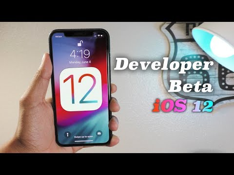 Get iOS 12 Early! Install iOS 12 beta w/ NO developer account (Free)