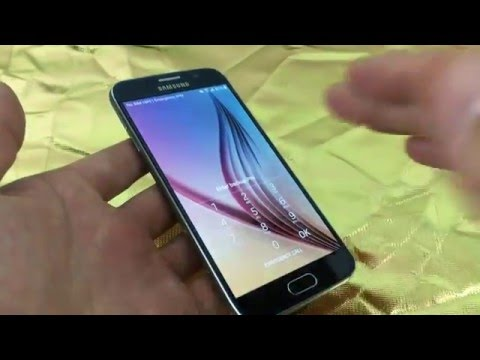 Galaxy S6 / S6 Edge: How to Remove Forgotten Password