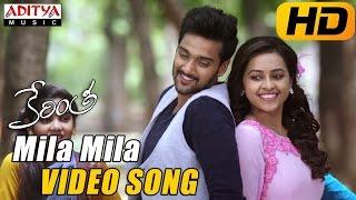 Mila Mila Full Songs - Kerintha Video Songs - Sumanth Aswin, Sri Divya