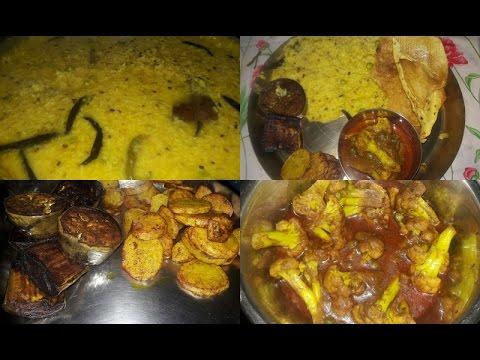 Bengali Bhoger Khichuri/Khichdi Recipe Bengali Veg Recipe   Hindi