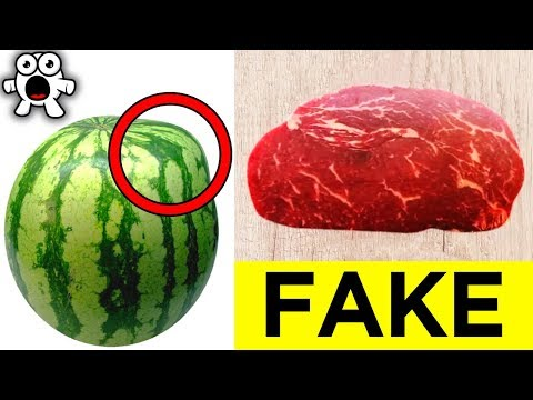 NEVER BUY FOODS THAT LOOK LIKE THIS!