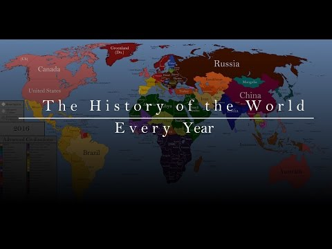 The History of the World: Every