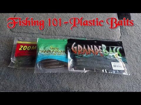 Bass Fishing 101- Plastic Baits