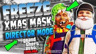 All Christmas Mask Gta 5.Gta 5 Solo Director Mode Glitch White Joggers Any Color Gta