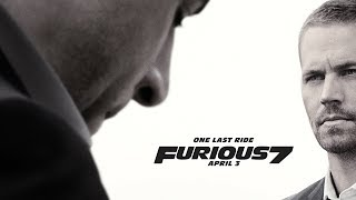 Furious 7 - Ten Word Movie Review