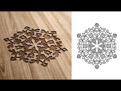 Mandala Design In Illustrator Using Mirrorme Plugin