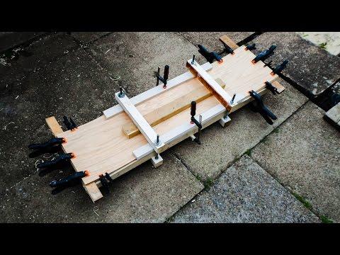 How to Make a Longboard Press