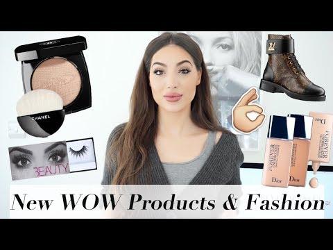 New WOW Products & Fashion Faves: Chanel, Dior, LV, YSL, Zara