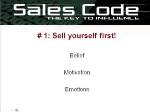 Sales Closing Technique Number 1-by Jim Francis