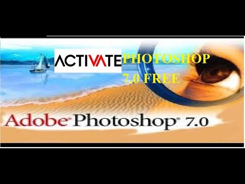 #Want The activation key#How to Activate Photoshop 7 0 FREE AND 100% WORKING#Hindi 2017